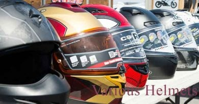 Beautiful Helmets