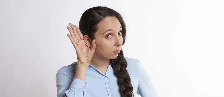 listening problem