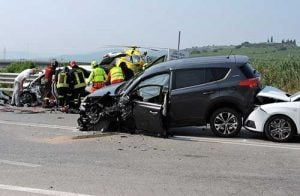deadly road accidents