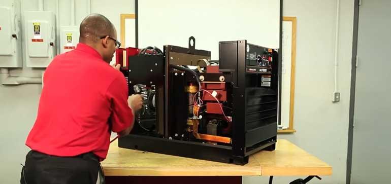 welding machine maintenance