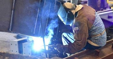 inspection of welding defects