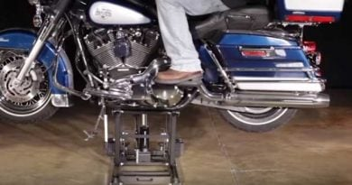 motorcycle lift table for harley davidson