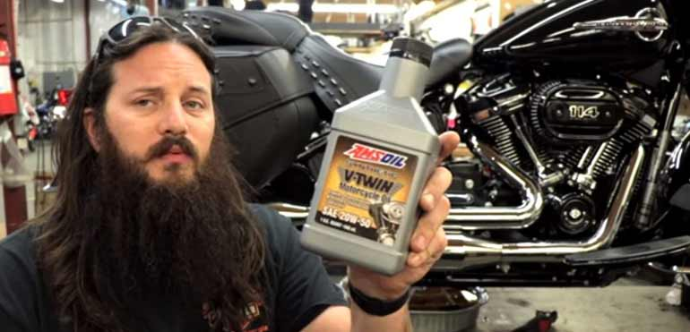 oil for harley davidson