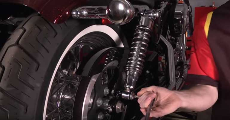 rear shocks for Harley Davidson Touring