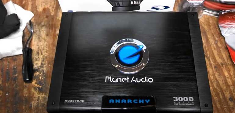 budget car amplifier