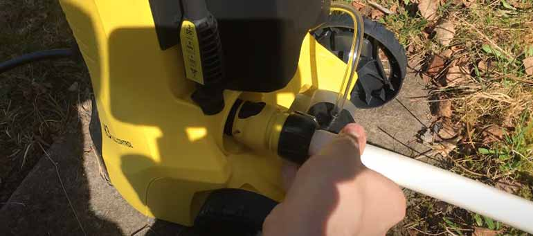 electric pressure washer troubleshooting