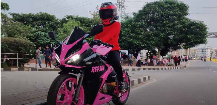 Womens Full Face Motorcycle Helmets